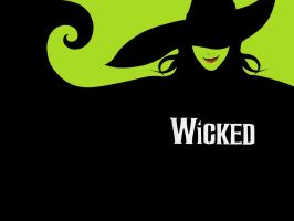 Wicked wallpaper by shattered-black-rose