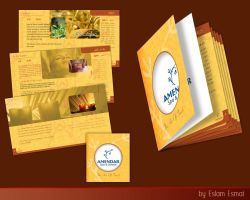 AMENDAR SPA booklet by Eslam