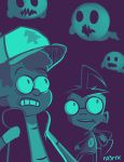 Dib And Dipper by n33rrx