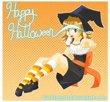 Happy Halloween 2009 by Val-Hasseth