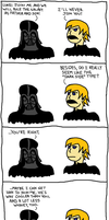 luke? really? by wakeupfishy