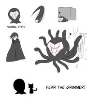 [RWBY] Fear the Grimmer! by Ryuzak1Katsuragi