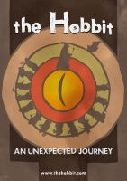 The Hobbit, Poster by MoonfarrierFX