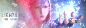 Lightning Final Fantasy XIII by saralalah