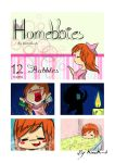 Homebbies 12 Bubbles by KimiK-A