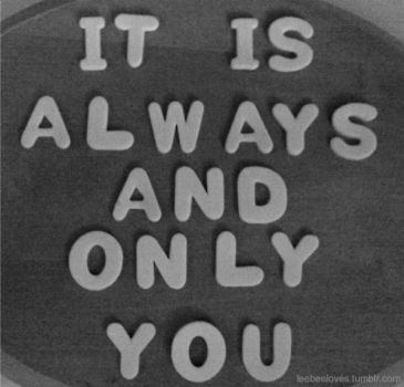 always and only. by leebeeloves