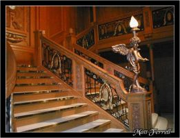 Titanic Museum-Grand Staircase by AnimaSoucoyant