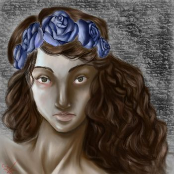 Lyanna Stark by sammie-hates-clowns