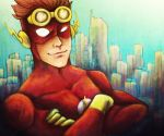 Wally West by yurixmeister
