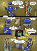 Sly Cooper: Thief of Virtue Page 244 by ConnorDavidson