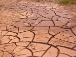 Stock - Cracked Red Earth by wiebkefesch