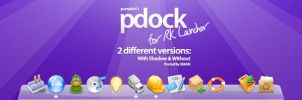 pdock for RkLauncker by neo014