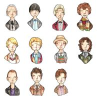 11 Doctors by Endofmarch