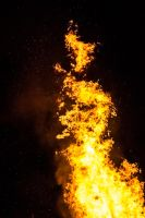Bonfire -8- October 24, 2014 by D-Maxey