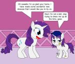 Rarity's Daughter by beats0me