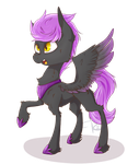 AtomPony YCH by Rainbow-marble