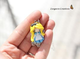 little Alice in wonderland by zingaracreativa