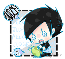 Aiden Judging JeffMelon by KittyGallor