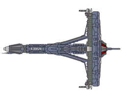 Cruiser Icarus by fongsaunder