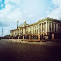 Russian Academy Of Arts by caie143