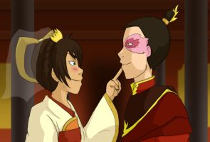 Request: Jin and Zuko by an-angels-tears