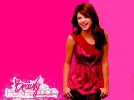 Beauty Perfection-Selena  Gomez Wallpaper by JoDirectioner