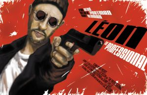 Leon the Professional by Doomsplosion