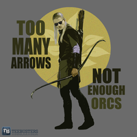 TooManyArrows ZoomImage by Teebusters
