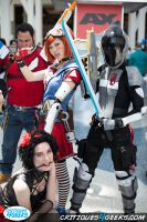 Anime Expo 2013: When Did This Happen? by Ninja-Dee
