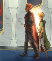 the power of courage by FastPuck
