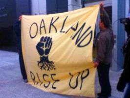Occupy Oakland: Rise Up @ Solidarity March by Sunset-Trails