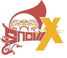 logo Snow-X by Cobawsky