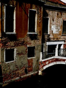 Canal in Venice by pipp8888