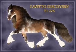 Cavitto Discovery ID 276 by VAngelLJ