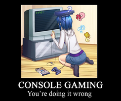 Console Gaming by N30Cramanc3r