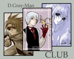 D.Gray-Man ID -contest by pika