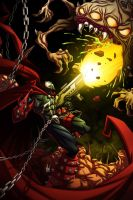 Spawn destroy! by Paranoidvin