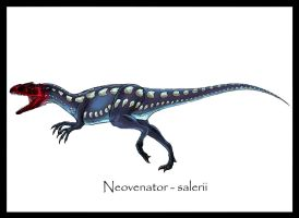 Neovenator Salerii by Danillo-Toga