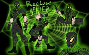 Recluse - Spider Profile Sheet by Guyver89