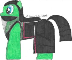 TCITW Fornicus Female Minion, Ponified. by Rock-Raider