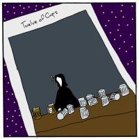 Life and Death: Tarot card by JoffOliver