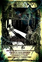 the Rectory movie poster CAMPAIGN1 (2) by CEZacherl