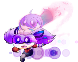 Prize: Belbo and Baba by JKSketchy