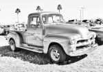Old Chevy Pickup by MusicFantic