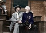 American Civil War veterans colorized by OldHank