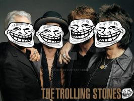 the Trolling Stones by Chemik91