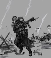 death korps of krieg by kriegsmachine14