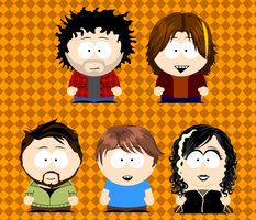 Game Grumps: South Park by killALLthezombies