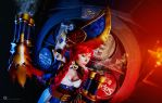 Captain Miss Fortune - League of Legends by NunnallyLol