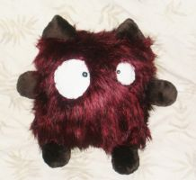 Fur Monster by StitchyGirl